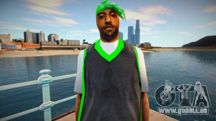 Improved Fam 1 pour GTA San Andreas