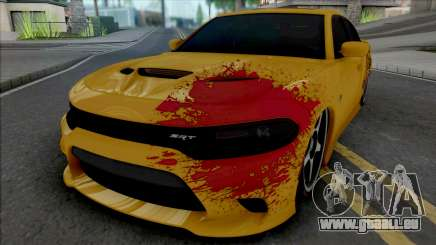 Dodge Charger SRT Hellcat 2015 Tuned pour GTA San Andreas