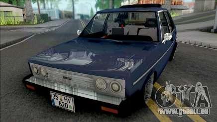 Tofas Murat 131 Tuning pour GTA San Andreas