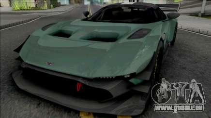 Aston Martin Vulcan AMR Pro für GTA San Andreas