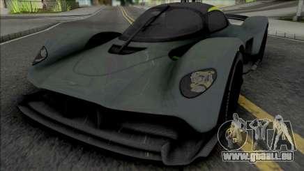 Aston Martin Valkyrie für GTA San Andreas