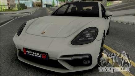 Porsche Panamera Sport Turismo 2018 für GTA San Andreas