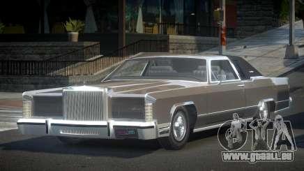 Lincoln Continental 70S pour GTA 4