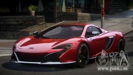 McLaren 650S BS pour GTA 4