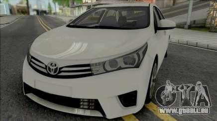 Toyota Corolla [HQ] pour GTA San Andreas