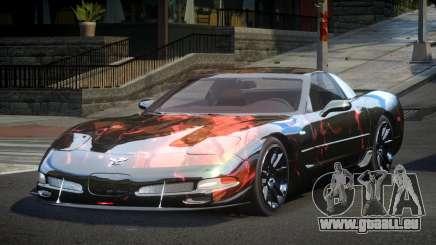 Chevrolet Corvette GS-U S4 für GTA 4