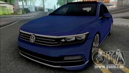Volkswagen Passat B8 R-Line Sedan pour GTA San Andreas