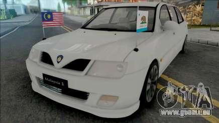 Proton Waja Limosine für GTA San Andreas