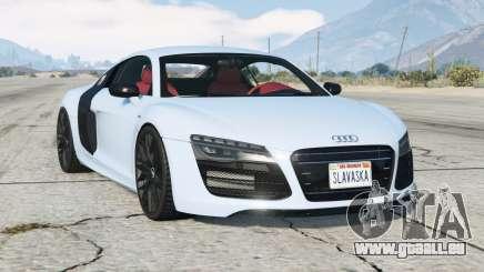 Audi R8 V10 2013 〡add-on v1.2 pour GTA 5