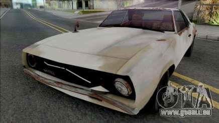 GTA IV Declasse Vigero Beater pour GTA San Andreas