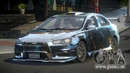 Mitsubishi Evo X SP S1 pour GTA 4