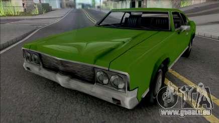 El Sabre Verde für GTA San Andreas