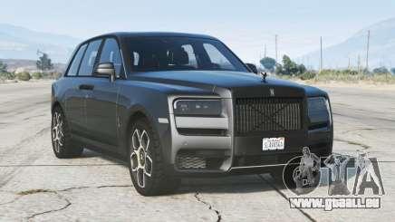 Rolls-Royce Cullinan Black Badge 2020 pour GTA 5