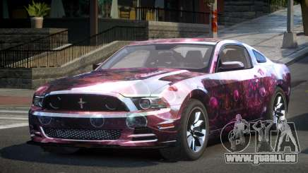 Ford Mustang GST-U S6 pour GTA 4