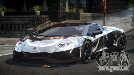 Lamborghini Aventador U-Style S7 pour GTA 4