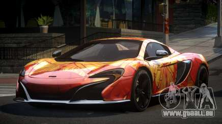 McLaren 650S BS S10 pour GTA 4