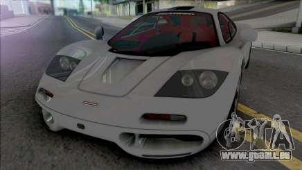 McLaren F1 & F1 LM 1993 für GTA San Andreas
