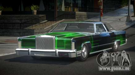 Lincoln Continental 70S S5 pour GTA 4