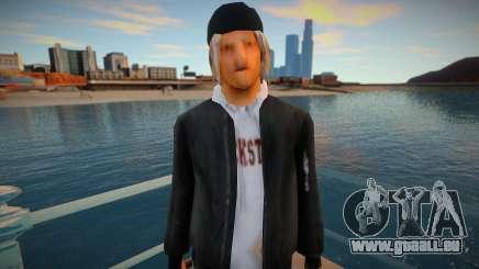 STREET WMYST pour GTA San Andreas