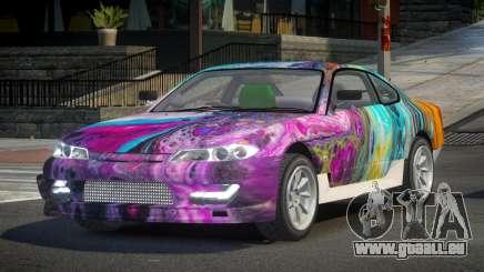 Nissan Silvia S15 GST-U S7 pour GTA 4