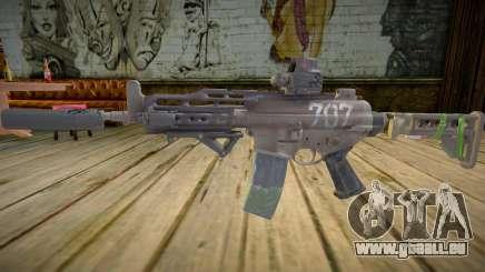 Daewoo K1A pour GTA San Andreas