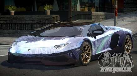 Lamborghini Aventador U-Style S9 pour GTA 4