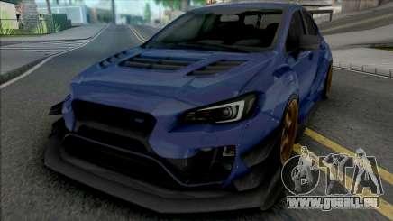 Subaru Impreza WRX STi Varis pour GTA San Andreas