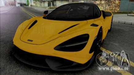 McLaren 765LT 2020 [ADB IVF VehFuncs] für GTA San Andreas