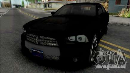 Dodge Charger SRT8 Undercover pour GTA San Andreas