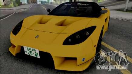 Honda NSX VeilSide (SA Lights) für GTA San Andreas