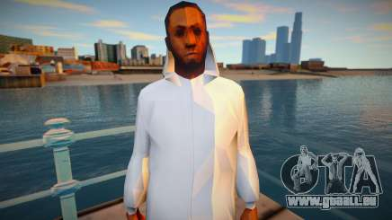 Fashionista Bmyst pour GTA San Andreas