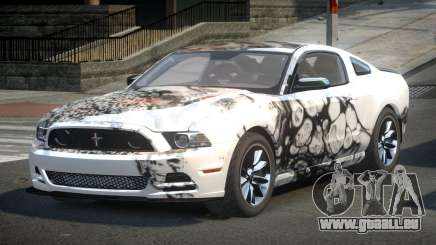 Ford Mustang GST-U S3 pour GTA 4