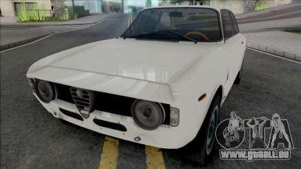 Alfa Romeo Giulia Sprint GTA 1965 pour GTA San Andreas