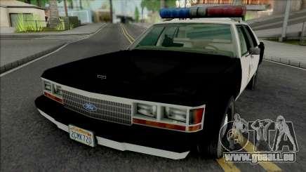 Ford LTD Crown Victoria 1992 LAPD für GTA San Andreas