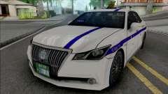 Toyota Crown Majesta 2014 Private Taxi