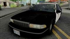 Chevrolet Caprice 1992 LAPD