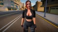 The Sexy Agent 6 pour GTA San Andreas
