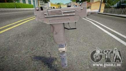 Remastered Micro Uzi pour GTA San Andreas