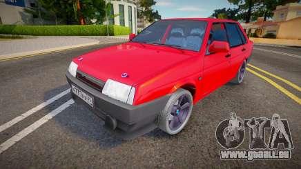 VAZ 21099 (CR-Team) für GTA San Andreas