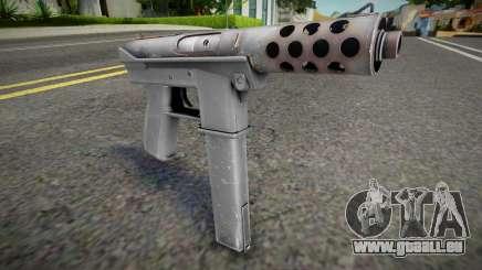 Remastered Tec9 für GTA San Andreas