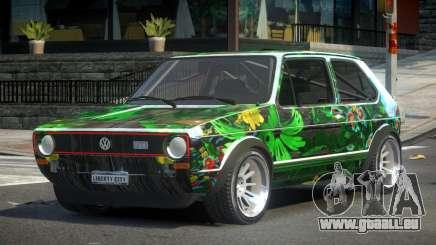 Volkswagen Golf GS-I PJ10 pour GTA 4
