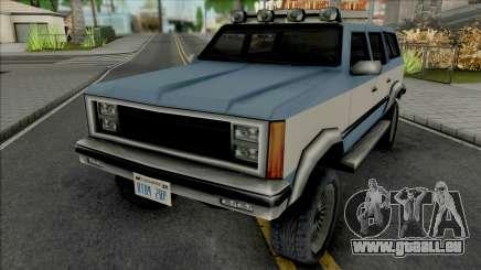 Rancher XL 1984 für GTA San Andreas