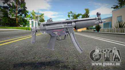 Remaster Mp5LNG für GTA San Andreas