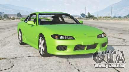Nissan Silvia Spec-R Aero (GF-S15) 1999〡add-on pour GTA 5