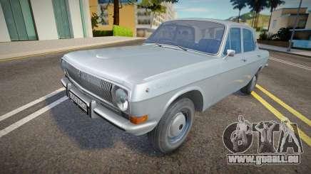 GAZ-24 (Wolga) für GTA San Andreas