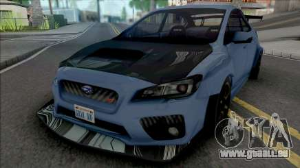 Subaru WRX STI Tuning pour GTA San Andreas