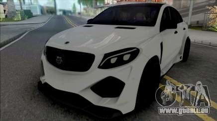 Mercedes-Benz GLE Coupe AMG Onyx G6 pour GTA San Andreas