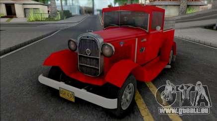Ford Model 46 für GTA San Andreas