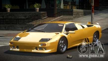 Lamborghini Diablo U-Style für GTA 4
