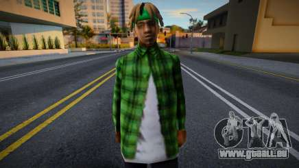 FAM2 new skin pour GTA San Andreas